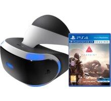 Virtuální brýle PlayStation VR + Farpoint - PS719844051FP1 + Farpoint (PS4 VR)