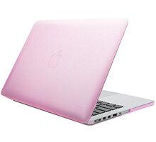 KMP ochranný obal pro 13'' MacBook Pro Retina, 2015, růžová - 1115130108
