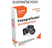 Kurz NICOM čtvrtletní foto kurz - Praha