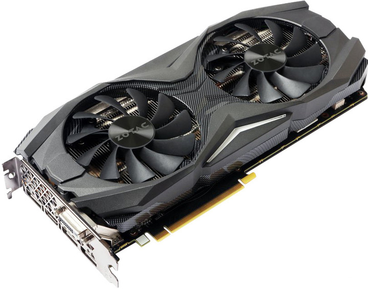 Zotac GeForce GTX 1080 AMP Edition, 8GB GDDR5X