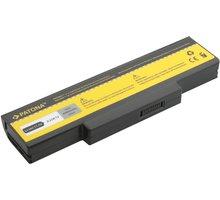 Patona baterie pro ASUS, K72 K72DR K72DY 4400mAh 10,8V černá - PT2256