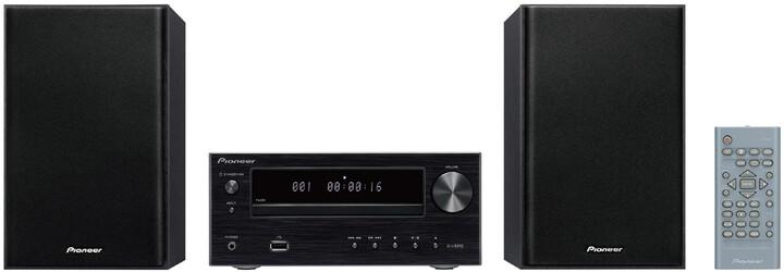 Pioneer X-HM16-B, černá