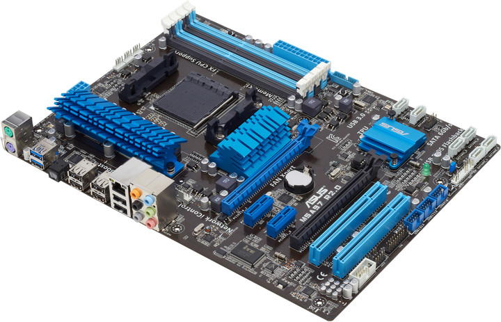 ASUS M5A97 R2.0 - AMD 970