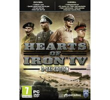 Hearts of Iron IV - D-Day Edition (PC) - PC