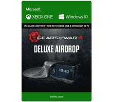 Gears of War 4 - Deluxe Airdrop (Xbox Play Anywhere) - elektronicky - PC - 7LM-00015