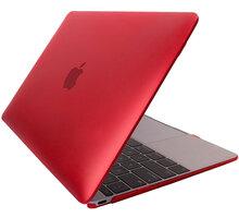 KMP ochranný obal pro 12'' MacBook, 2015, červená - 1315120106