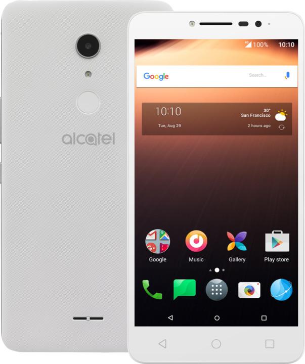 ALCATEL A3 XL 9008D, bílá