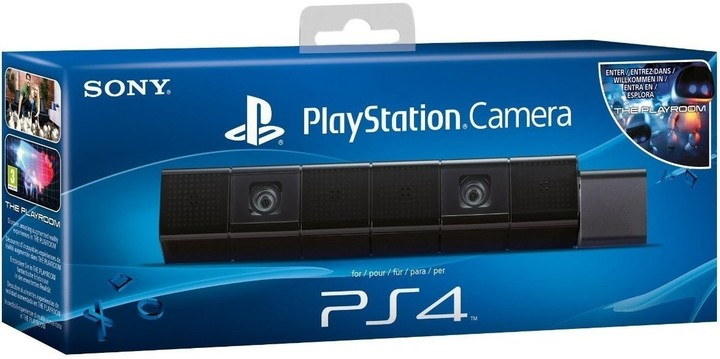 PlayStation 4 - Camera