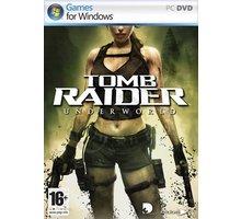 Tomb Raider: Underworld - PC - 8595071031128