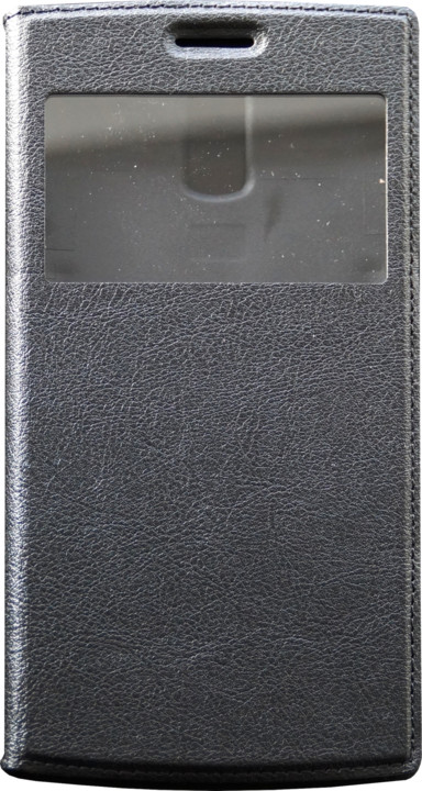 DOOGEE flipové pouzdro pro Doogee DG580, černé