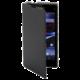 Made for Xperia flip pouzdro  pro Sony Xperia Z1 Compact, slim, černá