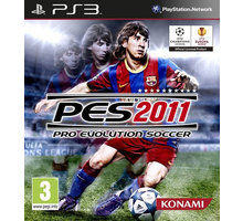 Pro Evolution Soccer 2011 (PS3) - 4012927052198