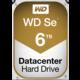 WD SE Raid edition - 6TB