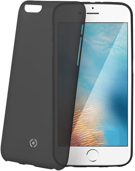 CELLY Frost pouzdro pro Apple iPhone 7, 0,29 mm, černá