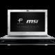 MSI PL62 7RC-054CZ, stříbrná