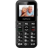 myPhone MINI, černá - TELMY10MINIBK