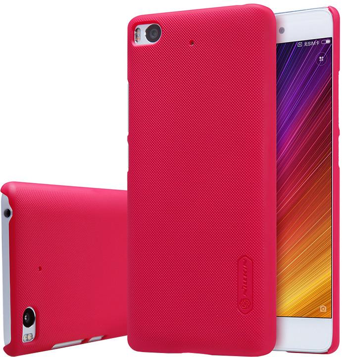 Nillkin Super Frosted Shield pro Xiaomi Mi 5S, červená