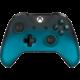 Microsoft Xbox ONE S Gamepad, bezdrátový, černo sivá (XONE S)
