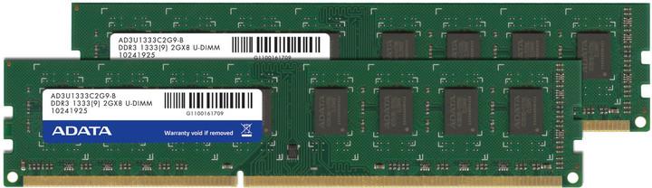 ADATA Premier Series 8GB (2x4GB) DDR3 1600