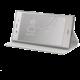 Sony Style Cover Flip pro Xperia XZ1, stříbrná