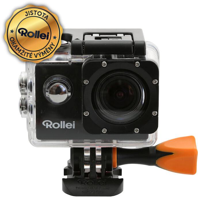 Rollei Action Cam 333, černá