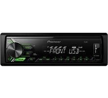 Pioneer MVH-190UBG + USB flash Pioneer 4GB v ceně 99 Kč