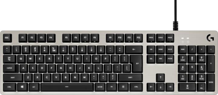 Logitech G413 Silver, US