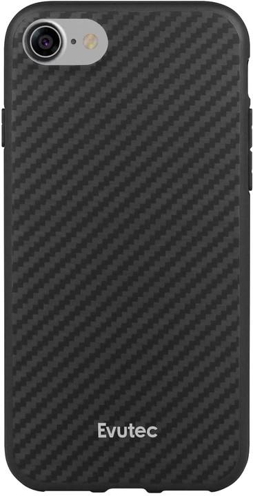 Evutec AER pro Apple iPhone 7, karbon