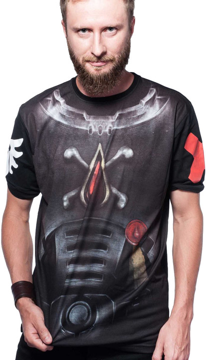 Warhammer 40.000 - Blood Angels Armour (XL)