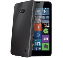 CELLY Gelskin pouzdro pro Microsoft Lumia 640, černá - GELSKIN477BK