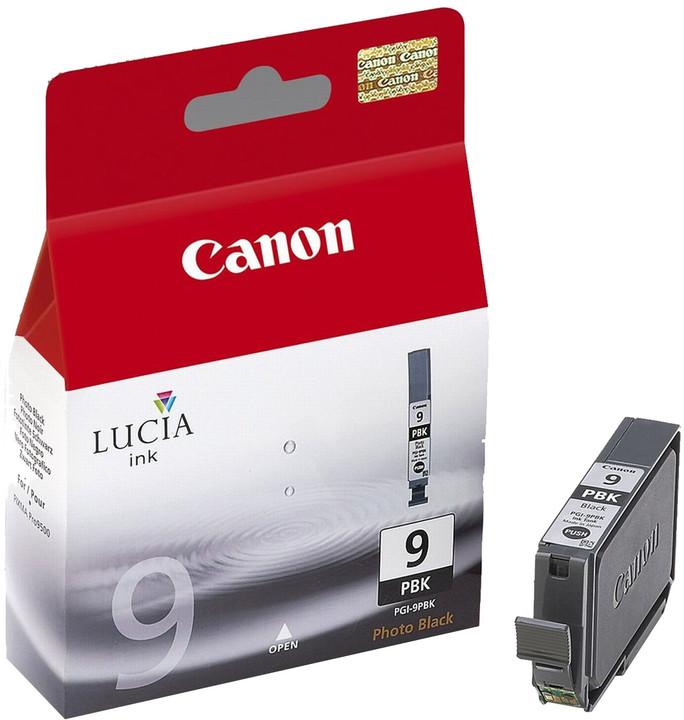 Canon PGI-9PBK, černá