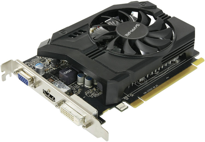 Sapphire R7 250 1GB GDDR5 WITH BOOST