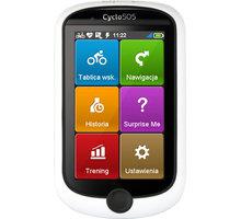 "Mio Cyclo 505 HC, navigace 3,0"" (bezdrátový přenos ANT+) - MIO-CYCLO505"