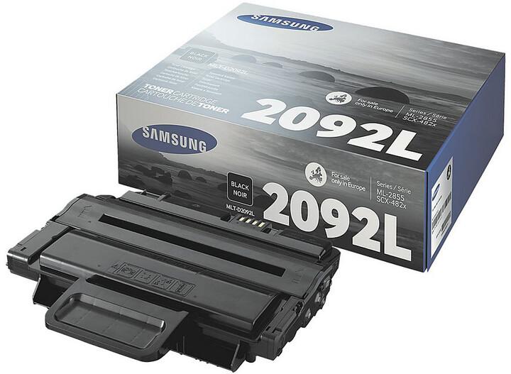 Samsung MLT-D2092L/ELS, černý