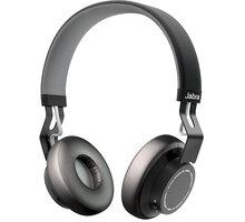 Jabra MOVE Bluetooth stereo sluchátka s HF, Black - BLUHFPJMOVEBK