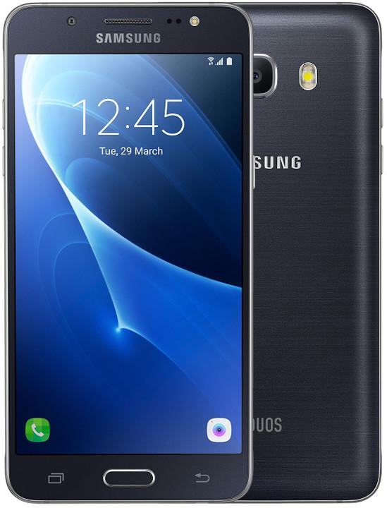 Samsung Galaxy J5 (2016) LTE, černá