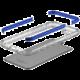 Cellularline TETRA FORCE CASE PRO pouzdro pro Apple iPhone 7 Plus, 3 stupně ochrany, modrá