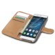 CELLY Wally pouzdro typu kniha pro Huawei P9 Plus, PU kůže, černá