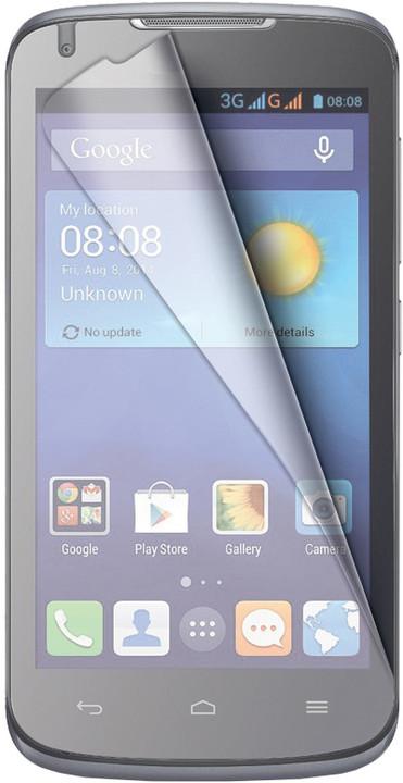CELLY ochranná fólie displeje pro Huawei Ascend Y540, lesklá, 2ks