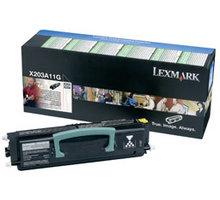 Lexmark X203A11G - černá