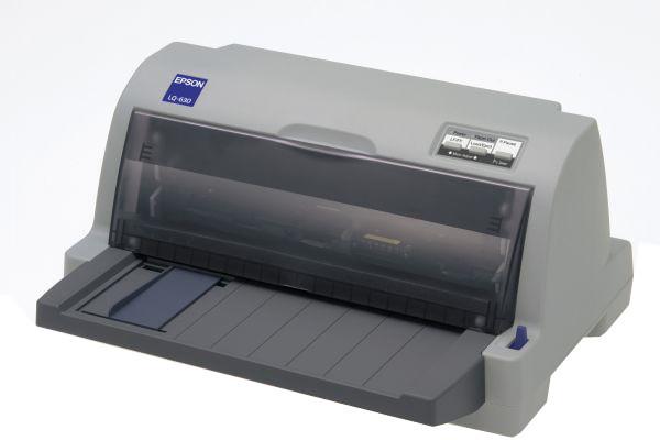 Epson LQ-630, 24 jehel