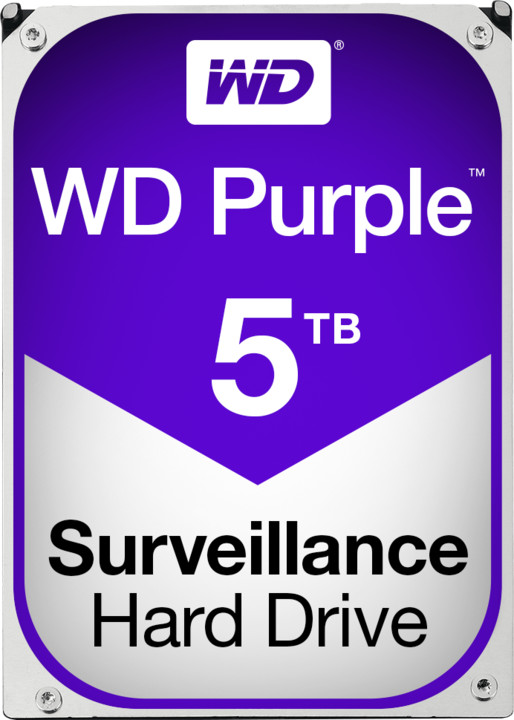 WD WD50PURX Purple - 5TB