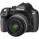 PentaxK-50, černá + DAL 18-55mm WR
