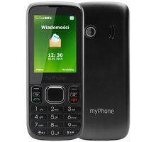 myPhone 6300, černá - TELMY6300BK