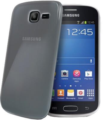 CELLY Gelskin pro Samsung Galaxy Trend Lite, bezbarvé