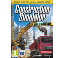 Construction Simulator 2015 GOLD Edition (PC) - PC