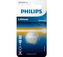 Philips CR2025 - 1ks - CR2025/01B