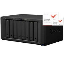 Synology DS1817+ (2GB) DiskStation + rozšířená záruka 5 let - DS1817+ (2GB) +EW201