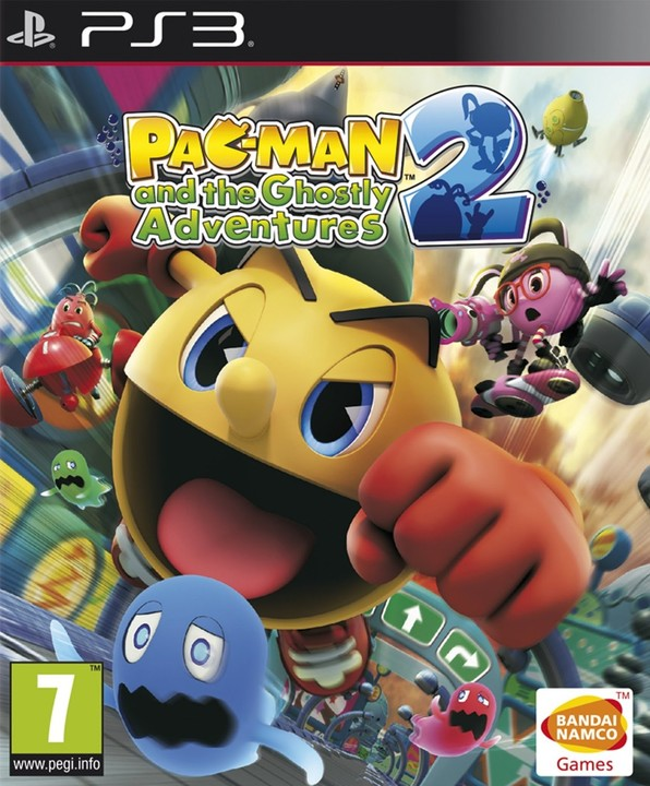 Pac-Man and the Ghostly Adventures 2 - PS3