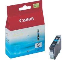 Canon CLI-8C, azurová - 0621B001